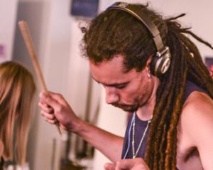 Culture Mix Arts Ltd: RASPO Steel Orchestra. Image © Robert Varga Peterson for CultureMix Arts Ltd