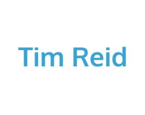 Tim Reid Logo feature image