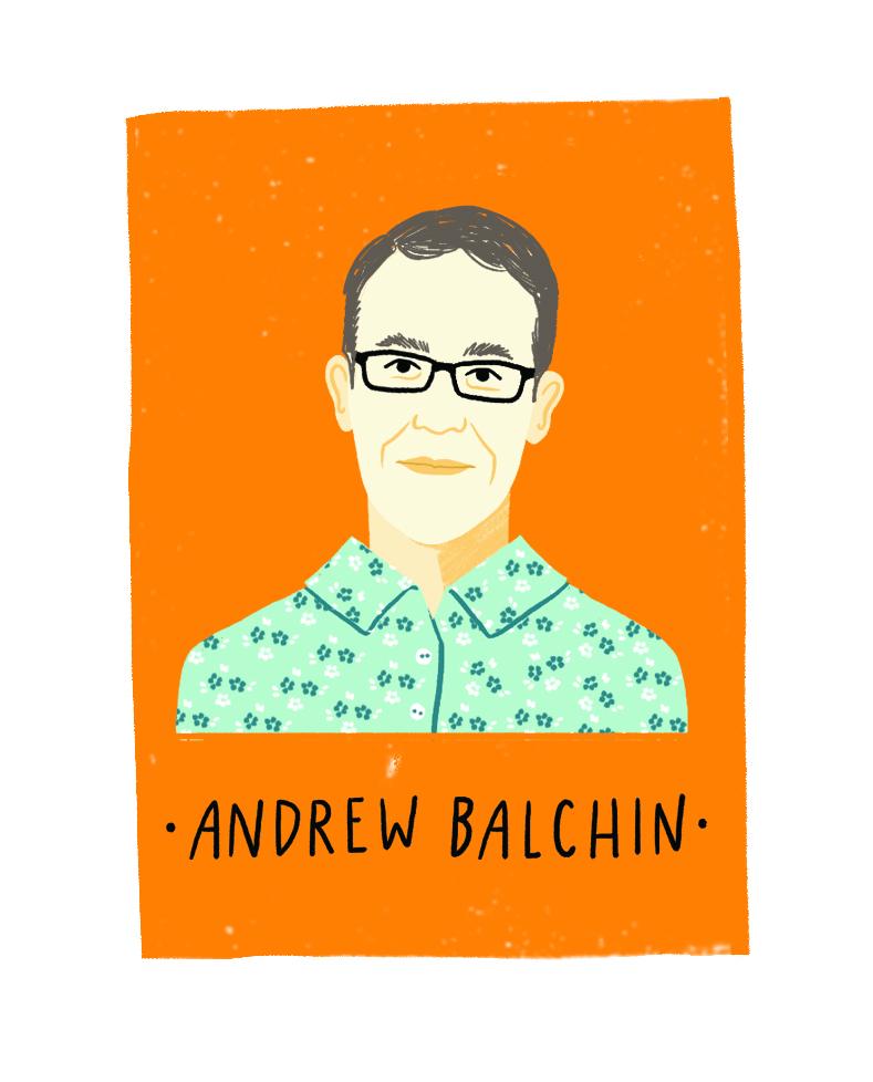 Andrew Balchin