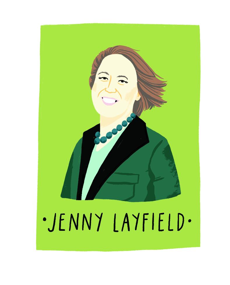 Jenny Layfield