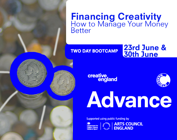 financing creativity ADVANCE 600X476