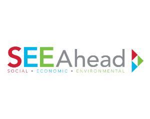 See Ahead logo