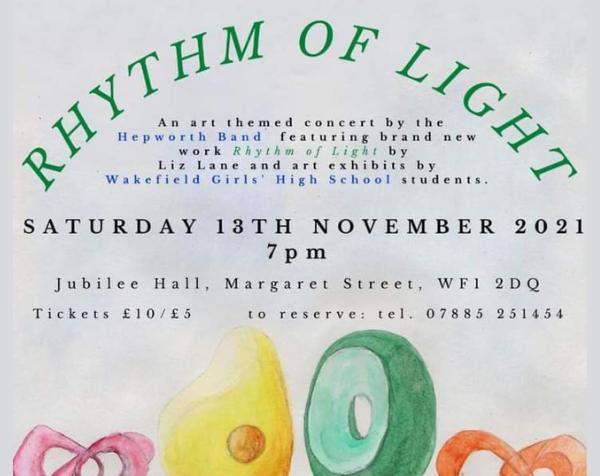 Rhythm of Light: An Art Themed Concert