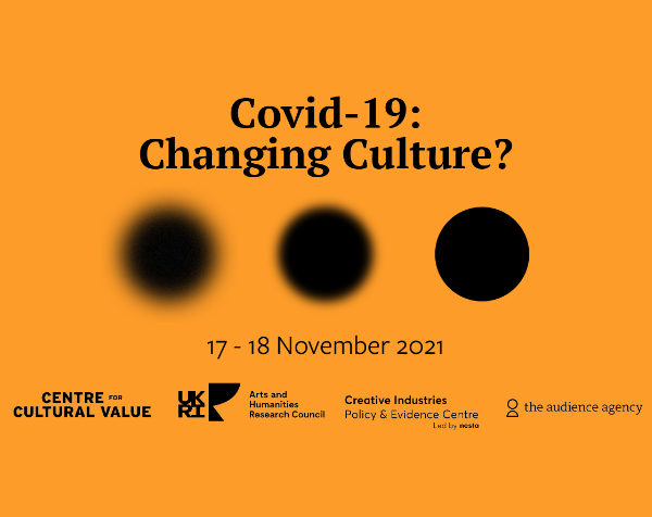 Covid-19: Changing Culture?